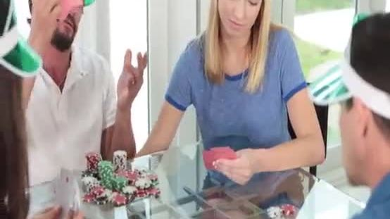 Daughters sucking cock to pay off daddys gambling debt