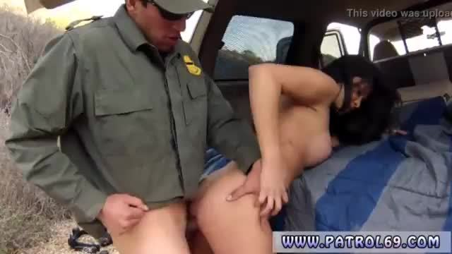 Naughty police first time stunning mexican floozie alejandra leon
