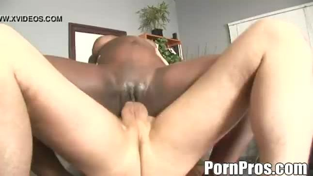 Hershey fucking a white cock